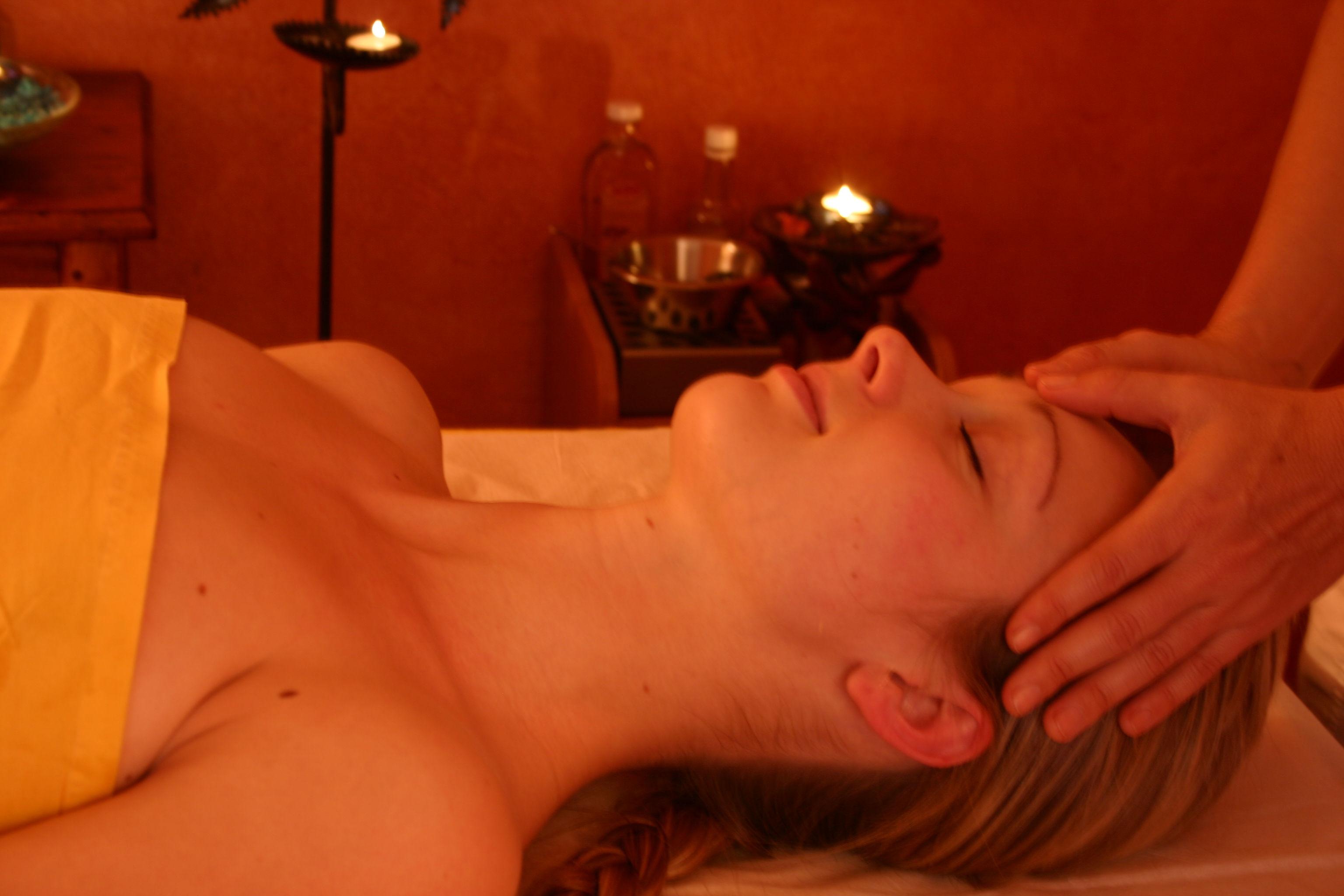 30-Minuten-Massagen