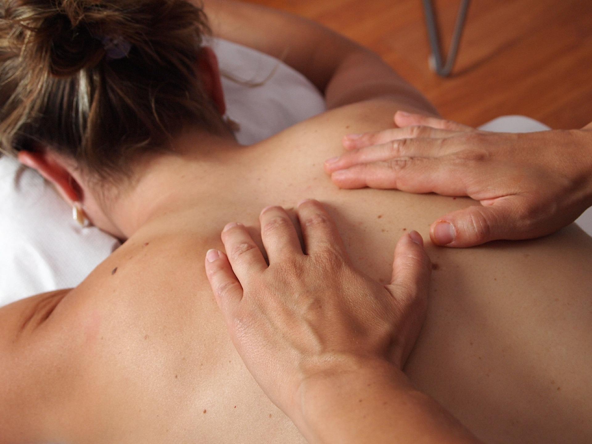 noch mehr Massagen