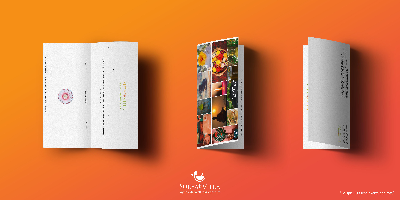 75 EUR Wertgutschein – Ayurveda Wellness Zentrum Surya Villa
